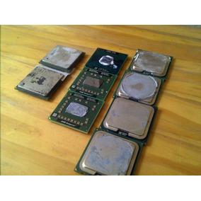 Lote De 10 Procesadores Intel 478 775 478b Amd S1