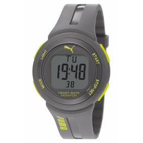 Relógio Puma Monitor Cardíaco Academia Exercício Barato
