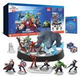 Disney Infinity 2.0 Collector Edition Avengers Nuevo Y Sella