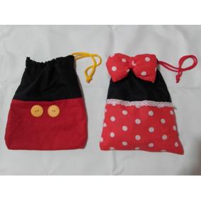 8ff0f2a64 Bolsitas De Tela Para Fiestas Infantiles - Souvenirs para Cumpleaños ...
