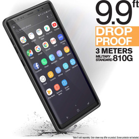 Protector Carcasa Catalyst Samsung Galaxy Note 9 - Black