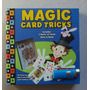 Juego De Magia Con Cartas Magic Card Tricks U.s.a.
