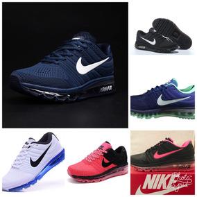 Zapatillas Nike Airmax 2017 Airmax 90 Hombre Mujer Running