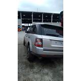 Range Rover Sport Supercharged 5.0 V8 510cv - Sucata Peças