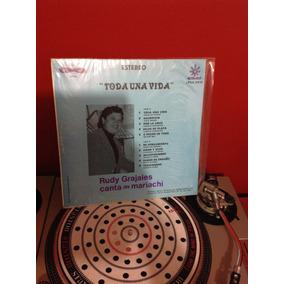 Rudy Grajales - Acetato . Vinyl . Lp