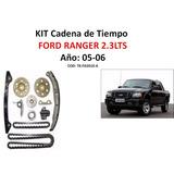 Kit Cadena De Tiempo Ford Ranger 2.3lts 05-06