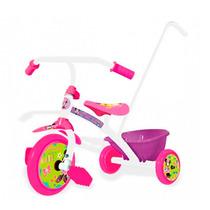 Triciclo Infantil Con Manija Chicos Nene Minnie Mouse