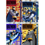 Batman La Serie Animada Serie De Tv En Dvd Volumenes 1 2 3 4