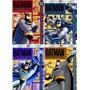 Batman La Serie Animada Paquete Vol 1 2 3 Y 4 En Dvd
