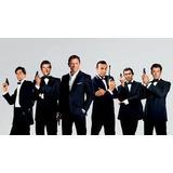 007 James Bond Coleccion De Todas Sus Peliculas En Blu Ray!!