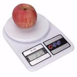 Balança Digital De Cozinha Sf-400 Até 10kg - Pronta Entrega