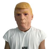 Mascara Donald Trump Careta Latex Disfraz Carnaval Fiesta
