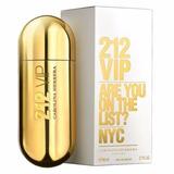 Perfume 212 Vip By Carolina Herrera, 2.7 Oz Edp Para Damas