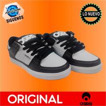 Zapatos De Caballeros Osiris Protocol Originales