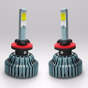 Kit Lampada Super Led H27 881 6000 Lumens 6000k Tech One