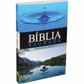 Bíblia Sagrada - Revista E Atualizada