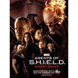 Dvd Agents Da Shield 4°temporada Completa