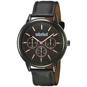 Relojes No Indicados Reloj Del Vestido Del Metal Del C W118
