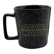 Caneca Star Wars | Galáxia | Preta | May The Force Be With U