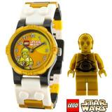 Reloj Lego - C3po - Traidos De Usa - Entrega Inmediata!!