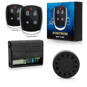 Alarme Pósitron Tx360 Caminhões E Carro12/24v - Lançamento