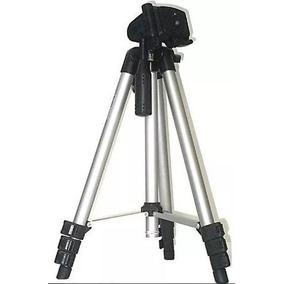 Tripé Universal Fotográfico Canon Nikon 1,30 Mts