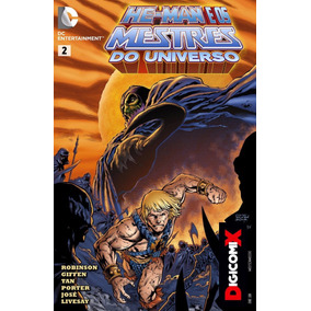 He-man E Os Mestre Do Universo - Minissérie (hq Digital)
