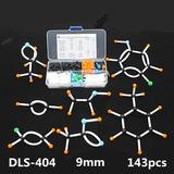 Modelo De Quimica Organica 143 Pz Moleculas Atomos Enlaces