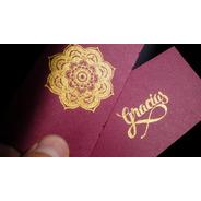 Tinta Color Oro Para Sellos De Goma Scrapbook Gold Ink 30ml.