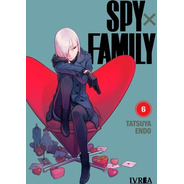 Manga - Spy X Family 06 - Xion Store