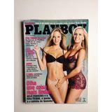 Revista Playboy Helô Pinheiro E A Filha Ticiane Ano2003nº333