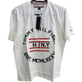 1abe9b6298823 Kit 05 Camisetas Lacoste Tommy Hilfiger Import Frete Grátis