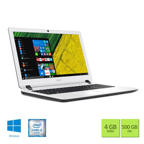 Notebook Acer Aspire E Es1-572-347r Ci3 4gb 500gb Win10