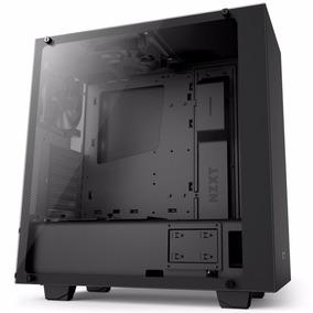 Gabinete Gamer Nzxt S340 Elite Ventana Negro Usb 3.0