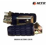Pedalin (par) Mtr Brava Altino 150r ¡ New Way Motos!
