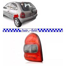 Lanterna Corsa 2 Portas Bolha 2000 2001 2002 A 2009 Esquerdo