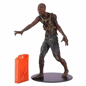 Boneco The Walking Dead Zumbi Charred Mcfarlane Toys Promo