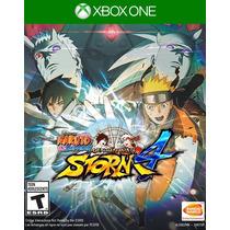 ° Naruto Shippuden Ultimate Ninja Storm 4 Xbox One ° Bnkshop