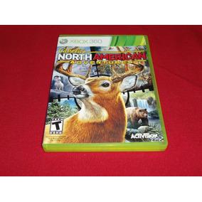 * Longaniza Games * Xbox 360 Cabelas North Americans Adventu