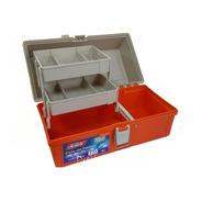 Caja De Pesca Mauri 350s Resistente 2 Media Bandejas 345x190
