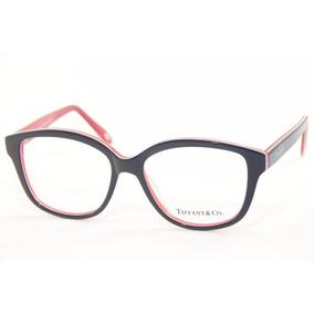 eba364066 Armaçao De Grau Feminino Quadrado Tiffany Co - Óculos no Mercado ...