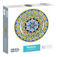 Rompecabezas Mandala Texturas, 500 Piezas