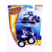 Carro Crusher - Blaze And The Monster Machines Fisher-price