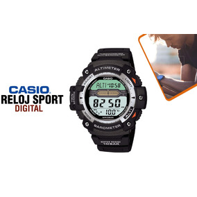 Casio Reloj Sport (sgw-300h1av) Incluido Iva