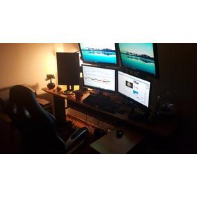 Remato 2 Monitores Led Vx2250wm Viewsonic Fullhd