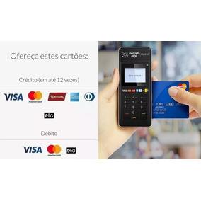 Maquininha Point H - A Máquina De Cartão Do Mercado Pago
