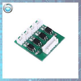 Módulo 4 Canais Optoacoplador Arduino Pic Arm