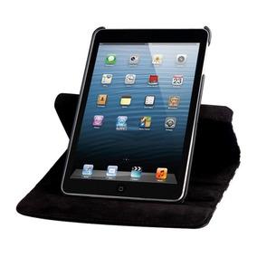 Capa Giratória Couro Sintético Para Tablet Ipad Mini 1 2 3