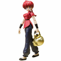 S.h.figuarts Bandai - Ranma Saotome (chica) Ver Japonesa Jp