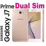 Samsung Galaxy J7 Prime Lector Huella +3gb Ram Dual Dorados